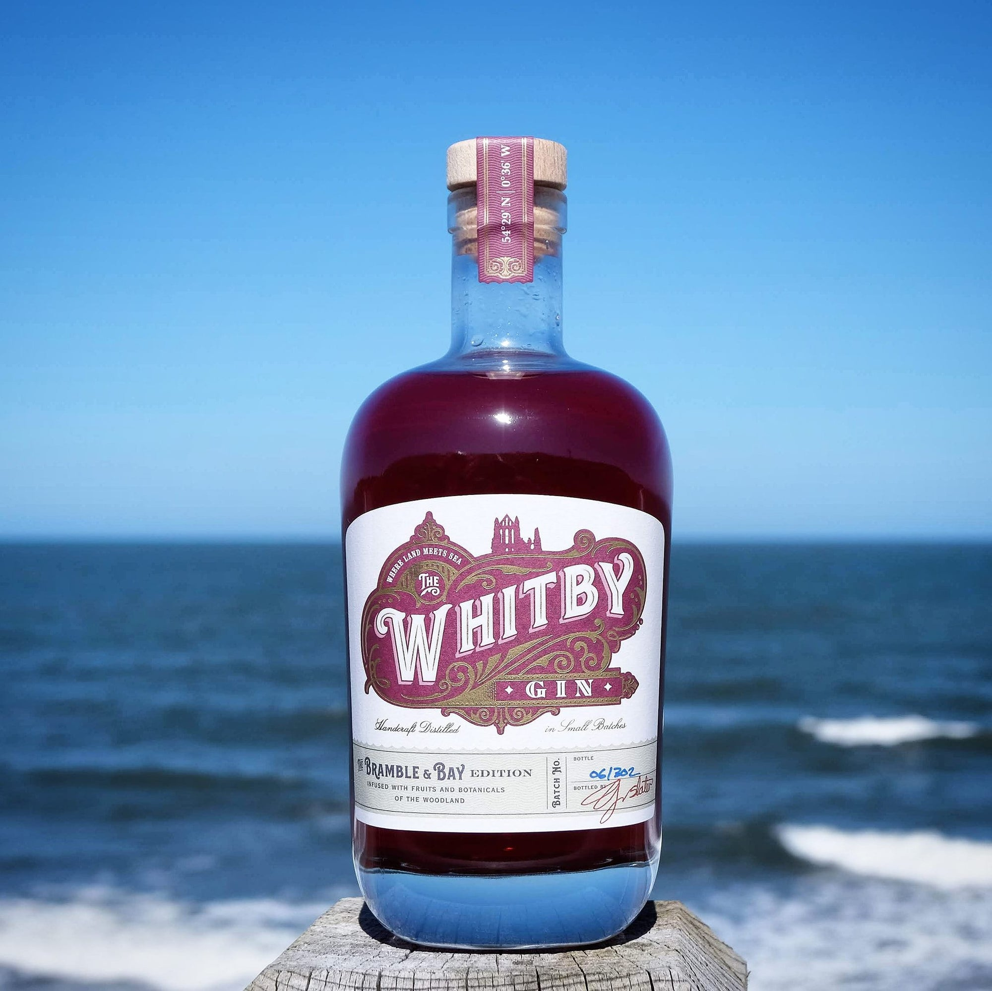 Whitby Gin - Bramble & Bay Edition