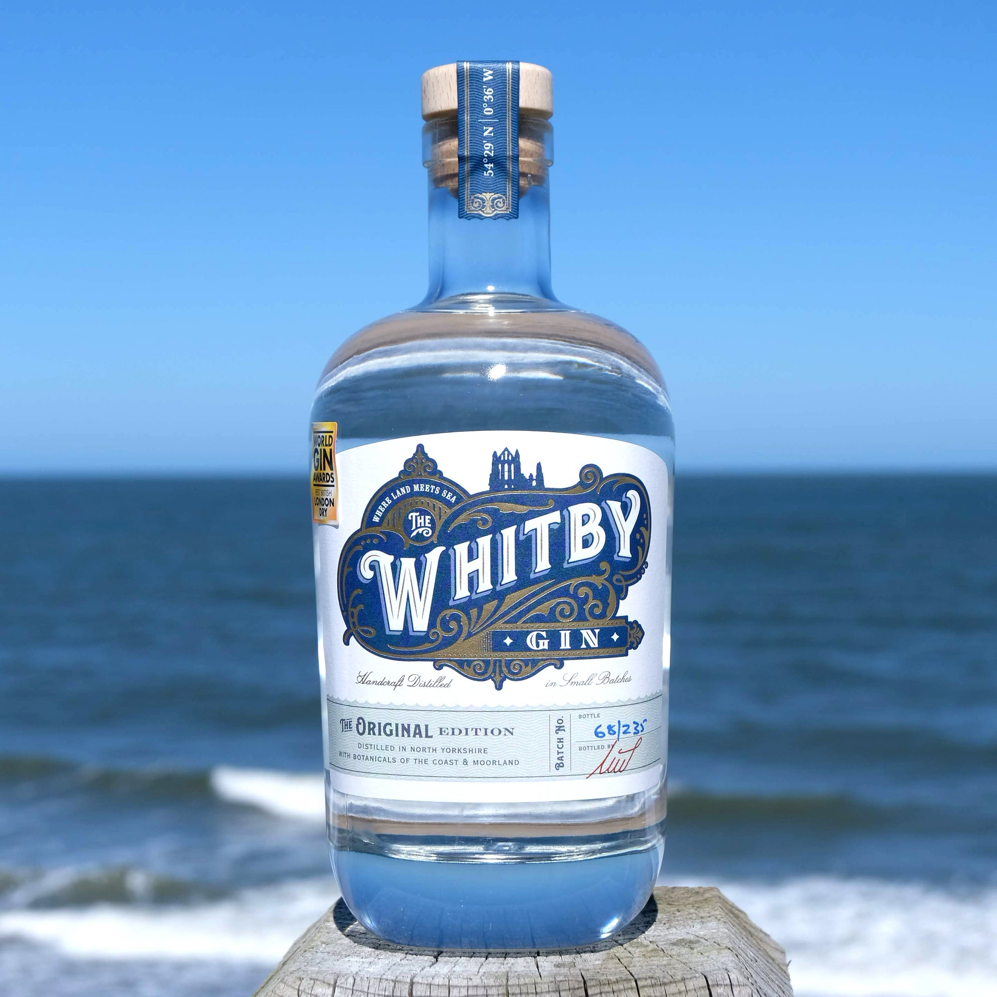 Whitby Gin - Original Edition