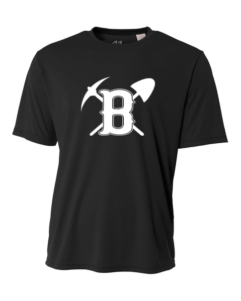 Bauxite Pick & Shovel Dri-Fit T-Shirts - Youth & Adult