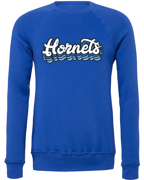 Bryant Hornets Retro Sponge Fleece Sweatshirt