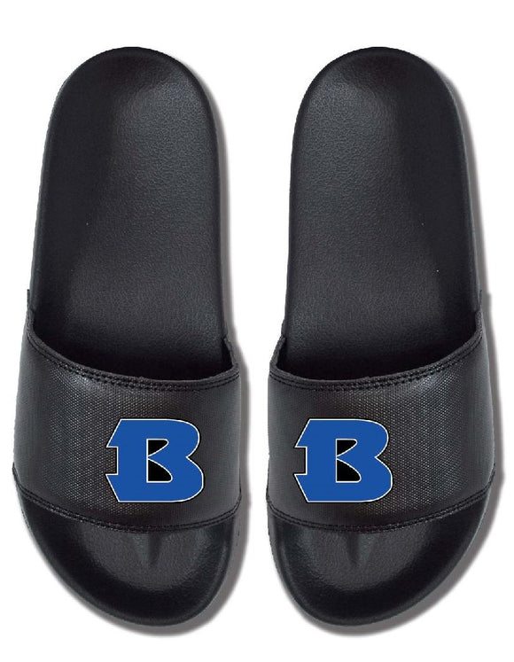 Bryant Hornets Slide Shoes