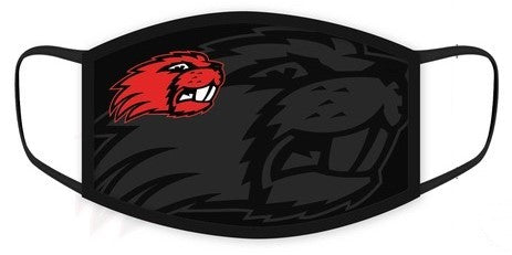 Glen Rose Beavers Fashion Face Covers - 3-Pack