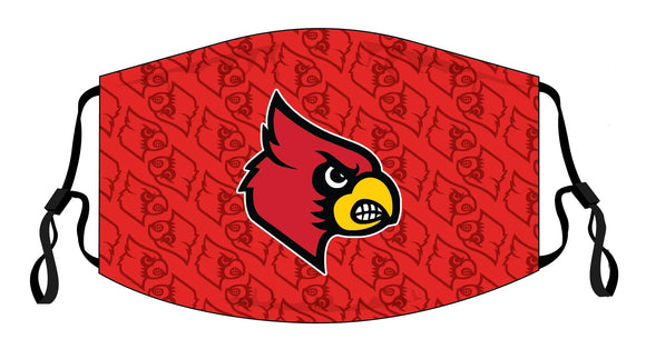 Harmony Grove Cardinals Adjustable Face Cover - 3-Pack
