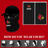 Harmony Grove Cardinals Gaiter Scarf - 2 Pack