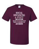 Lake Hamilton Social Distancing T-Shirt