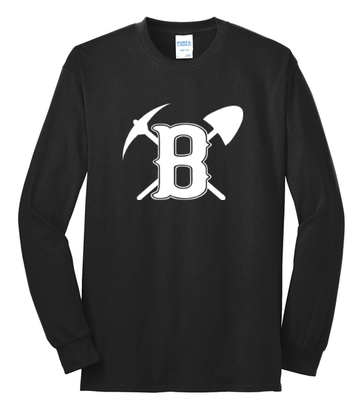 Bauxite Miners Long Sleeve T-Shirts - Youth & Adult