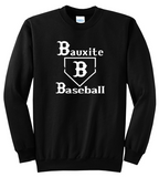 Bauxite Miner Baseball Unisex Crewneck Sweatshirt - Youth & Adult