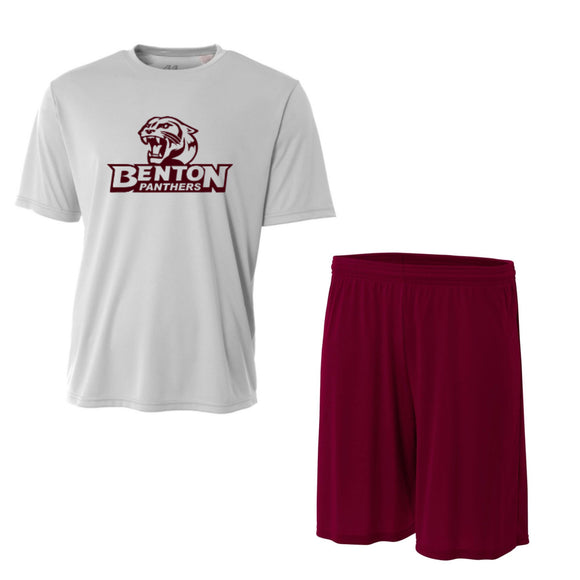 Benton Panthers 7th Grade Athletics Uniform Set
