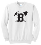 Bauxite Miners Crewneck Sweatshirt - Youth & Adult