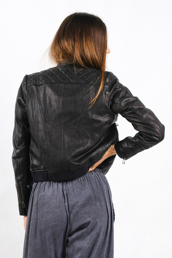 Mississipi Leather Jacket
