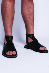 Leather Men Descartes Sandal