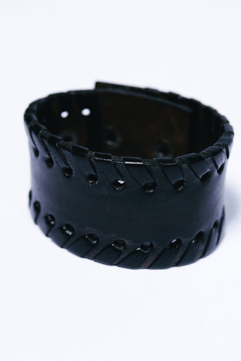 Men Leather Romano Bracelet