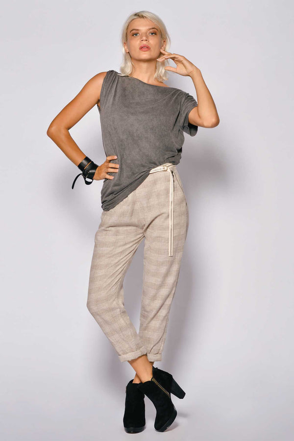 Pure Linen Malawi Long Pant