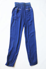 Women Slim Fit Tumeric Pant