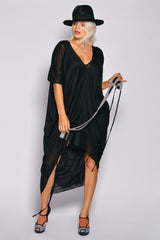 Pure Cotton Women Kaftan Cacao Tunic