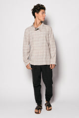 Pure Linen Osaka men shirt