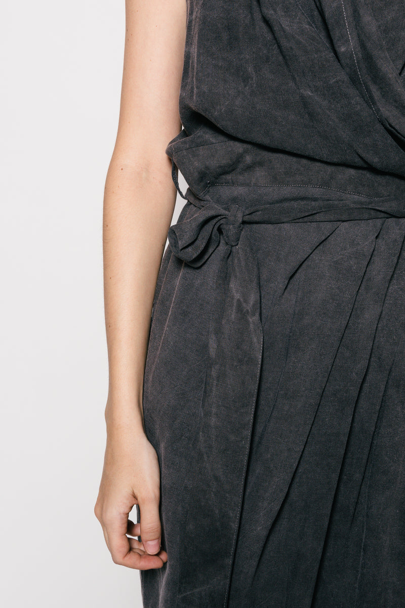 Washed out sleeveless Tsubaki Dress