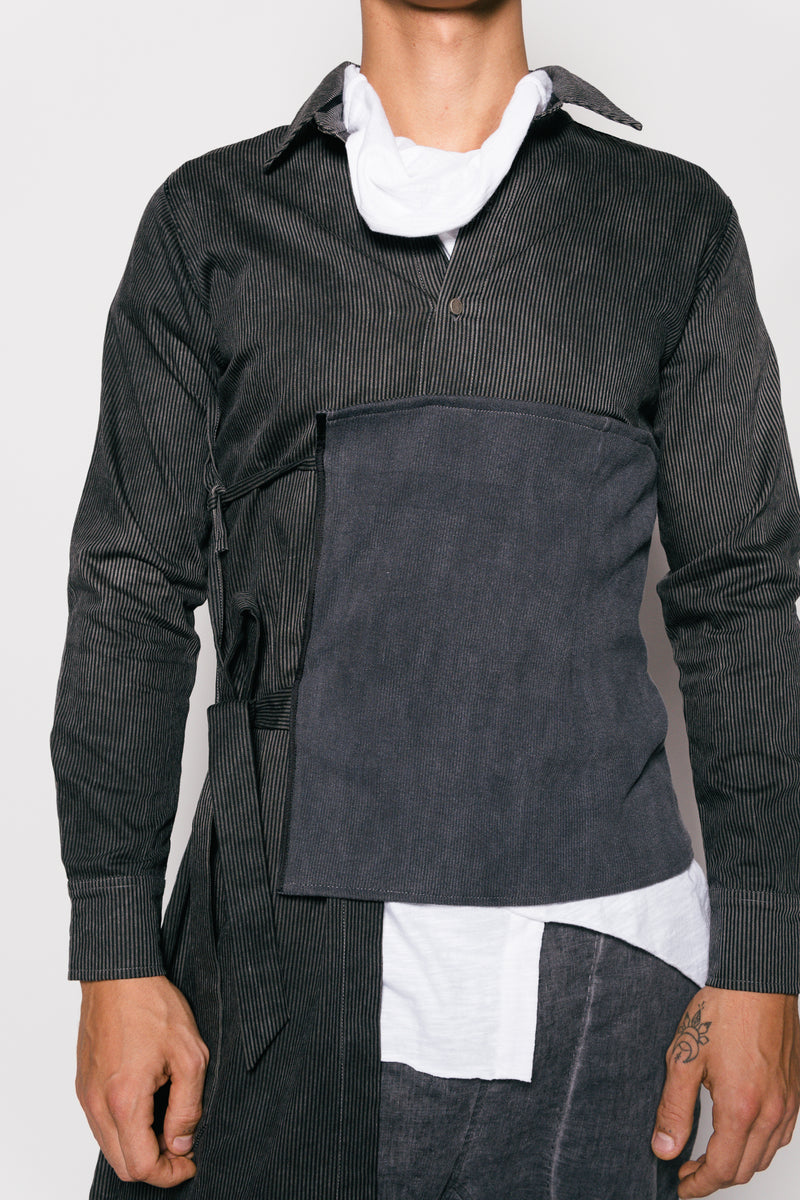 Washed Out Cotton Tilia Jacket