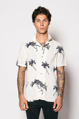 Printed Men Maiko Short Sleeve Shirt