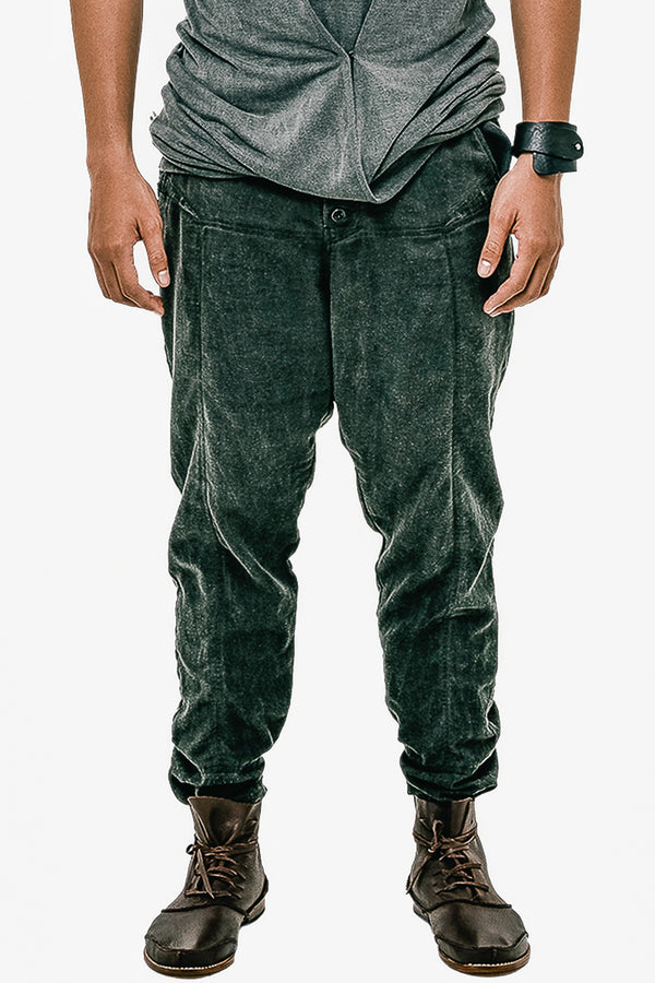 Washed out Cotton Linen Galax pant