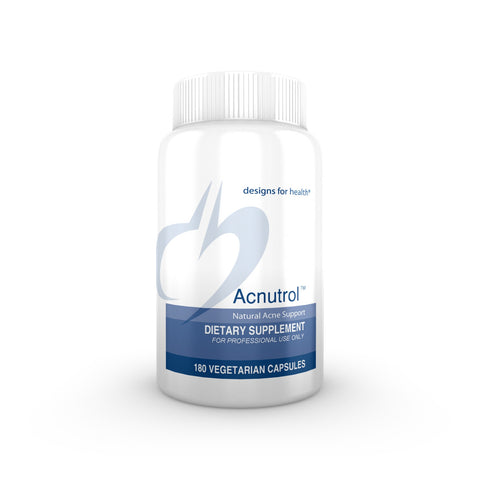 Acnutrol 180 capsules by Designs for Health