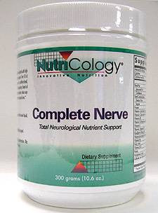 Complete Nerve 300 GMS by Nutricology