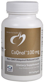 CoQnol™ 100 mg 60 capsules by Designs for Health