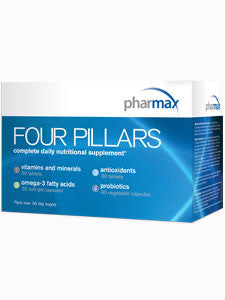 Four Pillars Daily Supplement by Pharmax