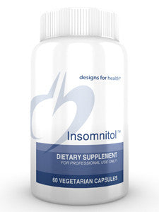 Insomnitol 60 capsules by Design for Health