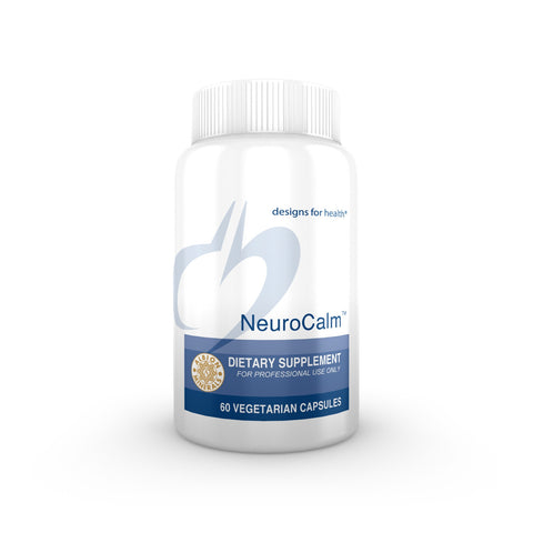 NeuroCalm 60 capsules by Design for Health