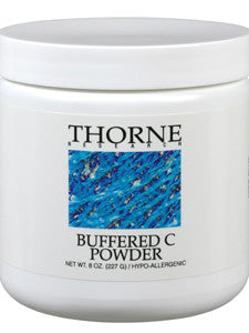 Buffered C Powder 8 oz. by Thorne Research