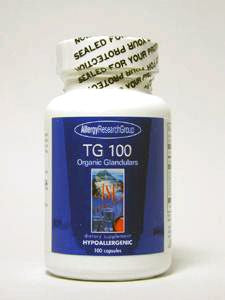 TG100 100 capsules by Allergy Reseach Group