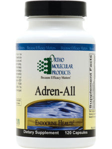 Adren-All 120 capsules by Ortho Molecular Products