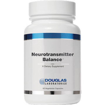Neurotransmitter Balance 60 Capsules by Douglas Labs