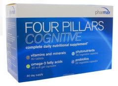Four Pillars Cognitive Supplement 30 day supply by Pharmax