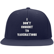 Vaccinations W Snapback Hat