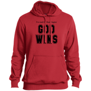 God Wins Pullover Hoodie