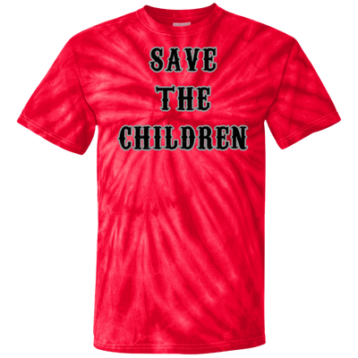 Save The Children Tie Dye T-Shirt