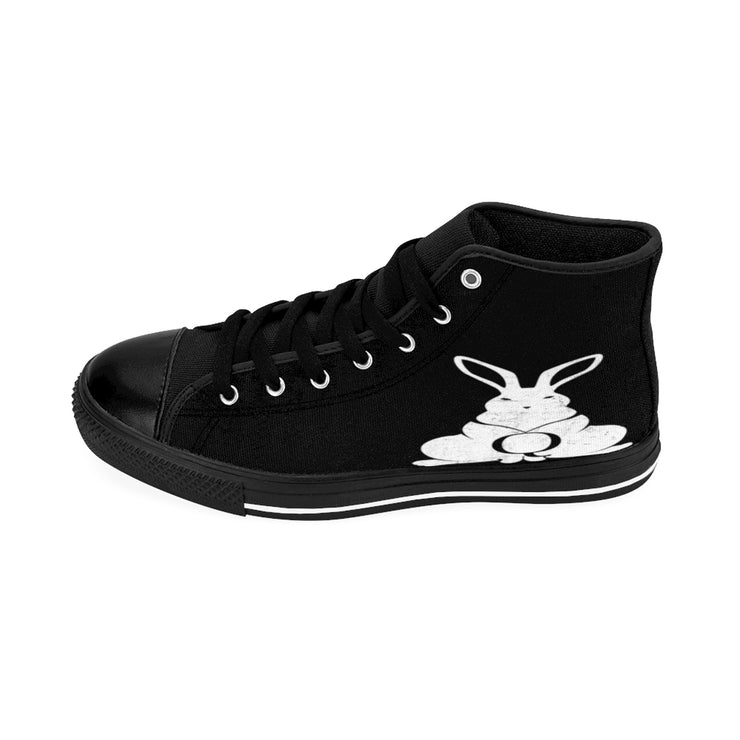 Q Rabbit High-top Sneakers/ Men's Size