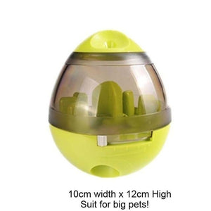 Doggy Hub™ Interactive Dog Toy IQ Treat Ball Smarter Pet Toys Food Ball Food Dispenser For Dogs Playing Training Balls Pet Supplies