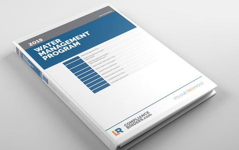 Water Management Program Binder