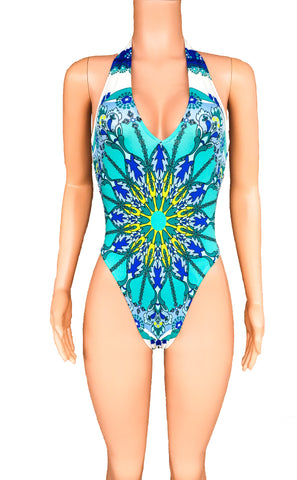 Fine China swimsuit