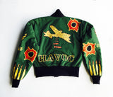 hand painted denim jackets