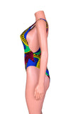WAVY ankara swimsuit
