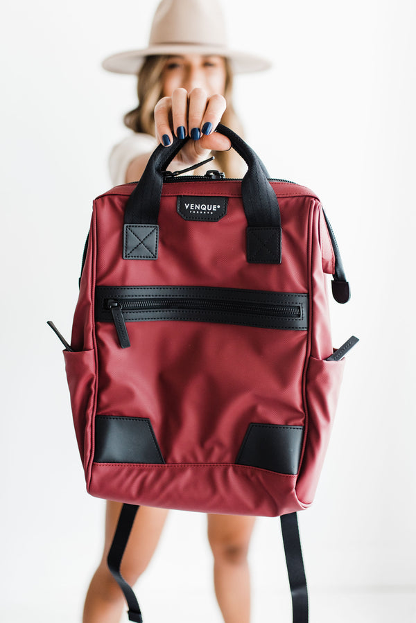 Airlight Mini Bag in Red
