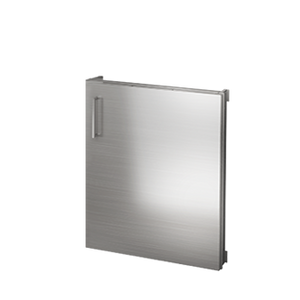 "Pure Built-in Access Single Door, Stainless Steel, 24""(W), Hinges Right"