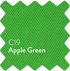 Apple Green Classique Plain Women's Polo Shirt