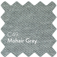 Load image into Gallery viewer, Mohair Gray Classique Plain Polo Shirt