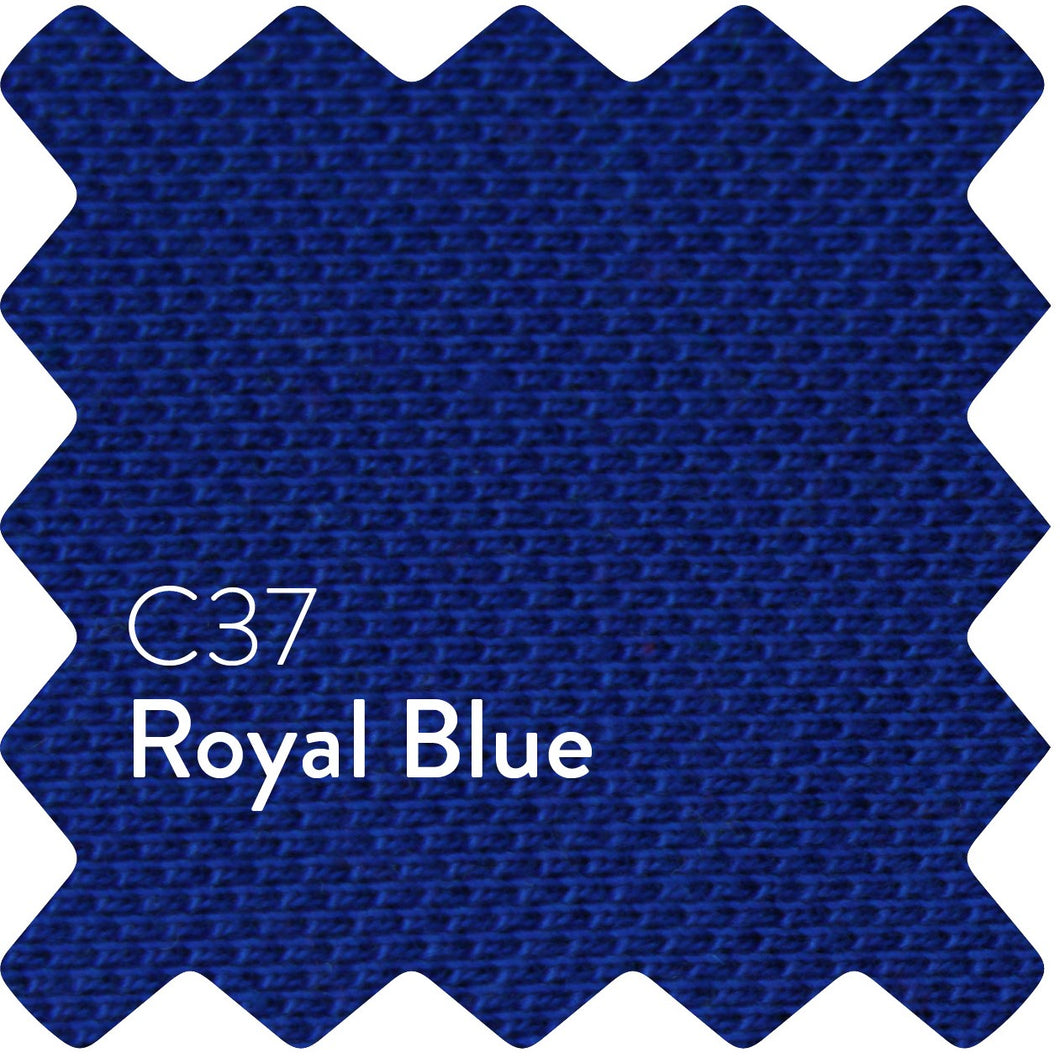 Royal Blue Classique Plain Polo Shirt