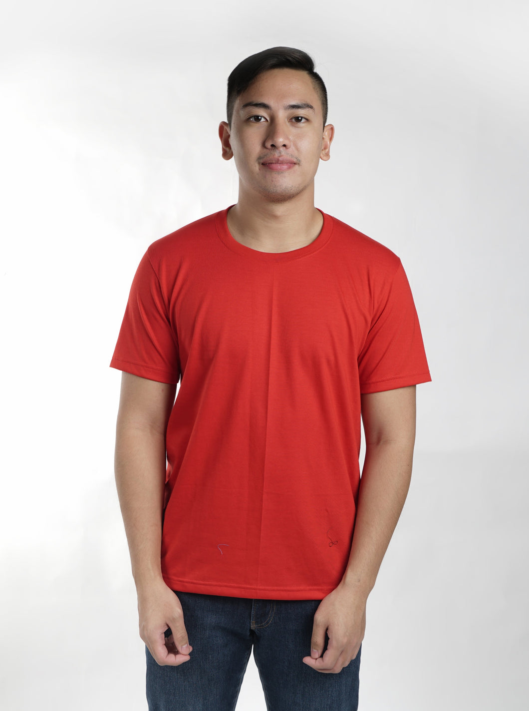 Red Sun Plain T-Shirt